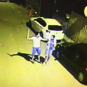 Arnavutköy'de hırsıza meydan dayağı
