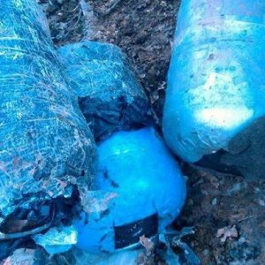 Tunceli'de 250 patlayıcı bulundu !