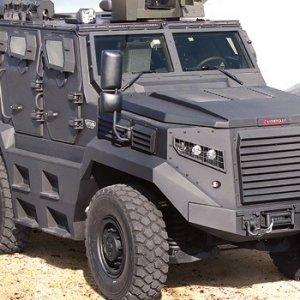Türk ordusunun yeni zırhlısı