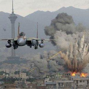 İsrail ordusu Suriye'yi vurdu !