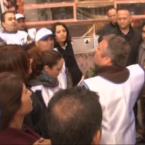Ankara'da polis müdahalesi: Gözaltılar var
