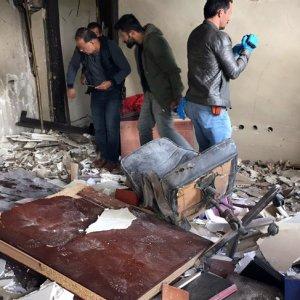 PKK'dan Kaymakamlık binasına hain saldırı