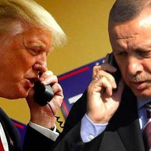 Trump - Erdoğan görüşmesinin detayları ortaya çıktı