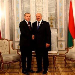 Erdoğan Belarus'tan kaçırılan Ekrem'i istedi