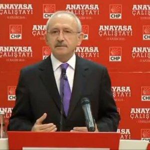 Kılıçdaroğlu'ndan Başkanlık sistemi yanıtı