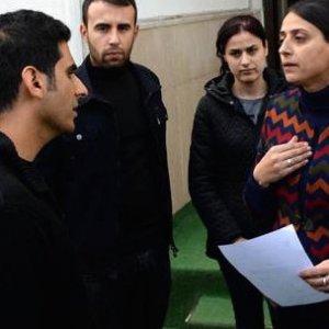 HDP'liler ters köşe yapan polis