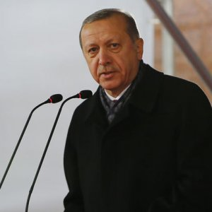 Erdoğan'ın programında sürpriz değişiklik