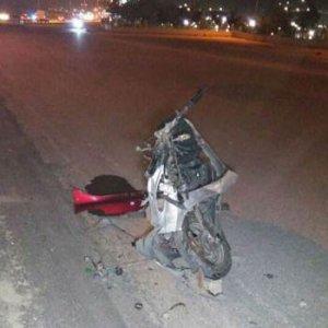 Evli çift kazada öldü