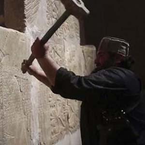 Nimrud antik kenti DEAŞ'tan temizlendi