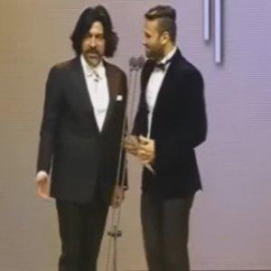 Altın Kelebek Ödülleri töreninde şok anlar !