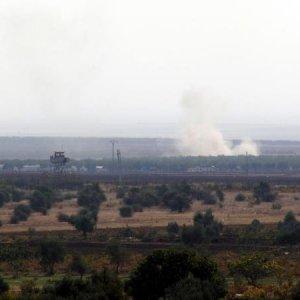 Muhalifler birbiriyle çatışıyor ! Türkiye sınırı kapattı