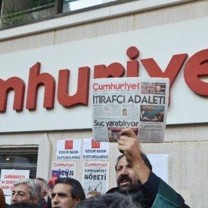 Cumhuriyet gazetesi operasyonunda flaş gelişme