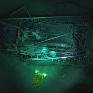 Kardeniz'de bulunan gemiler tarihi değiştirecek !