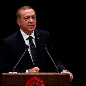"""Erdoğan: """"O gece darbe teşebbüsü başarılı olsaydı..."""""""