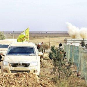 YPG'nin çekiliyoruz yalanı
