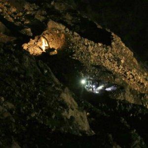 Madende heyelan altında kalan işçileri kimlikleri