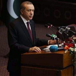 Erdoğan: ''Hayal kırıklığına uğradım''