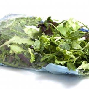 Paketlenmiş yeşilliklerde büyük sağlık riski