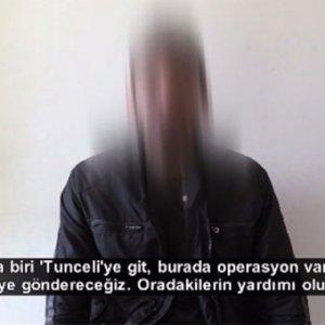Teslim olan PKK'lıdan çarpıcı itiraflar
