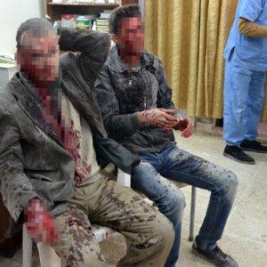 Esad İdlib'i havadan ve karadan vurdu