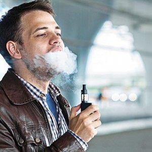 Elektronik sigarada büyük tehlike