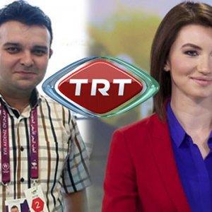 TRT'nin şanslı spikerine ihraç