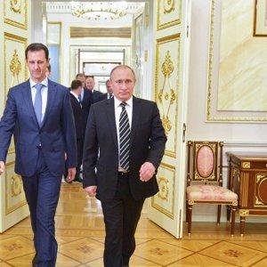 Esad ve Putin anlaştı