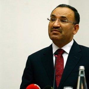 """Bakan Bozdağ'dan """"cinsel istismar önergesi"""" açıklaması"""