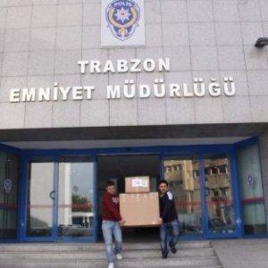 Trabzon Emniyeti'nde FETÖ operasyonu