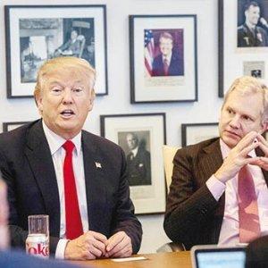 Trump'tan Suriye çıkışı: Farklı planlarım var