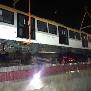 Türkiye'nin ilk sürücüsüz metro hattı !