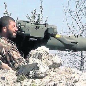 Türkiye'ye saldırdıkları füzeyi ABD vermiş