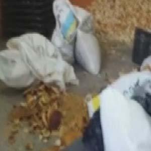 İstanbul'da skandal ! Çöpten toplayıp vatandaşa yedirdiler