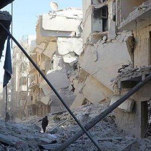 Halep'te sivili katliamı: Onlarca ölü var