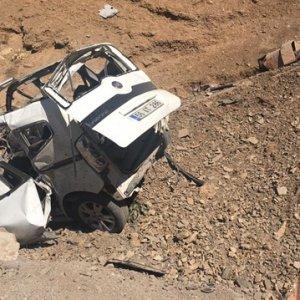 Asker ziyaretine gidenlere saldırı: 1 ölü 1 yaralı
