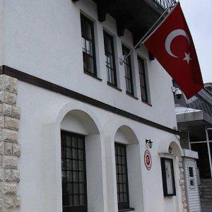 Kosova'daki Türk başkonsolosluğuna alçak saldırı