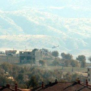 Cudi Dağı'nda PKK operasyonu
