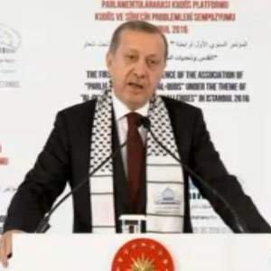 Erdoğan'dan Filistin'i rahatlatan açıklama