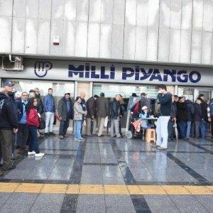 Milli Piyango'nun yılbaşı biletleri satışta