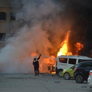Adana'da o saldırıyı TAK üstlendi