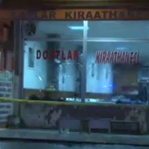 Kahvehaneye silahlı saldırı: 4 yaralı