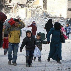 Halep'te büyük açlık krizi başladı