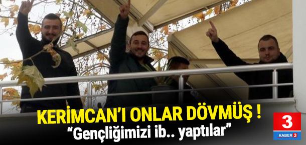 Kerimcan Durmaz'a saldıran 4 kişi teslim oldu