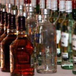 Kaçak içki operasyonu: 3 bin şişe yakalandı