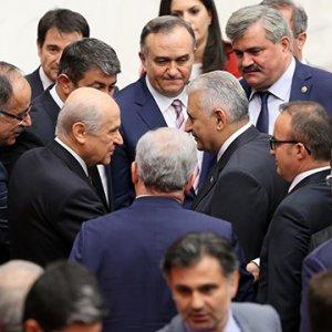 AK Parti ve MHP Yüce Divan'da anlaşamadı