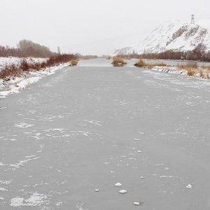 Türkiye'nin en uzun nehrinde şok
