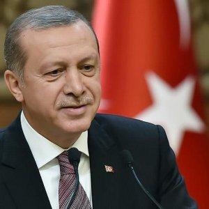 Erdoğan yeni başkanı kutladı