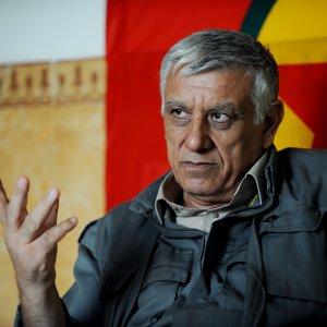 PKK elebaşı Cemil Bayık'tan Trump'a çağrı