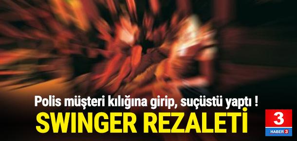 ''Swinger'' rezaletinde 2 tutuklama