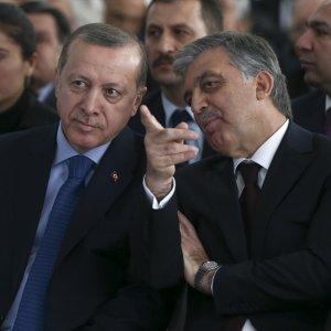 Erdoğan, Abdullah Gül Müzesi'ni açtı